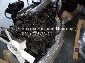 Двигатель Д 245.9Е2-1519 ПАЗ-4234 ЕВРО-2 24V 136 л.с. (с ЗИП) ММЗ