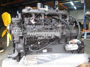 Двигатель Д 260.7С-556 (Гомсельмаш) 253 л.с. ММЗ