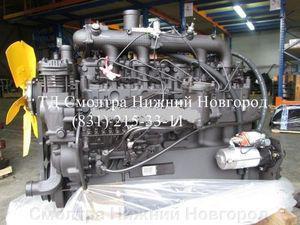 Двигатель Д 260.4-522 (ХТЗ,Т-150К) 210 л.с. ММЗ