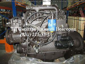 Двигатель Д 245.7-1812 (ГАЗ-33081,3309) 122 л.с.(аналог Д-245.7-658) ММЗ