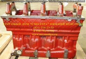 Блок цилиндров Д-245.9Е4,ПАЗ ЕВРО-4 ММЗ 245Е4-1002001-02