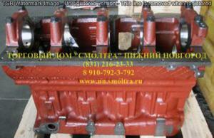 Блок цилиндров Д 245.35Е4,МАЗ-4370 ЕВРО-4 ММЗ 245.35-1002001 для автомобиля МАЗ Зубрёнок