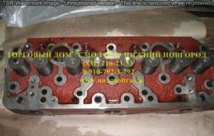 Головка блока ЗИЛ-5301,Д-245 ЕВРО-2 в сборе ММЗ 245-1003012-Б1