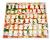 Электрическая инфракрасная сушилка Самобранка 50х50 см. дегидратор для сушки овощей, фруктов и продуктов