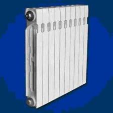 Чугунный радиатор ХИТ 500 - евродизайн
