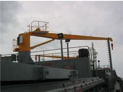 Судовые краны для загрузки и разгрузки судов Yuksel Machine