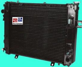 Радиатор для погрузчика Mitsubishi FG15N, двигатель K21