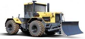 Трактор промышленный ПЕТРА-ЗСТ 375 БКУ (универсальное бульдозерное оборудование СТ-142 (с перекосом) и сельхознавеска с гидрокрюком) спецтехпортал.рф