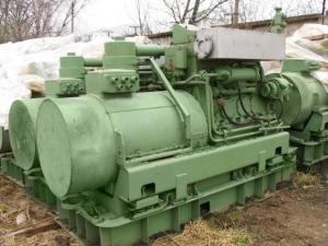Дизельный генератор электростанция германия IFA ROBUR