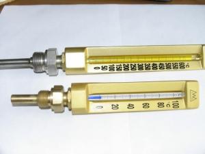 Виброустойчивые термометры 100 600 градусов 350р германия