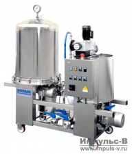 Оборудование для фильтрации вина, пива, соков и др.напитков