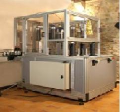 Оборудование для декоративного оформления бутылок.