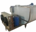 Установки охлаждения молока открытого типа (горизонтальные)