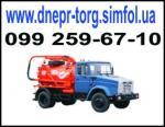 Украина Запчасти (Машины илососные ИЛ-980, КО-510, КО-507А, КО-507А-2, КО-524)