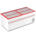 Морозильная бонета FROSTOR F2000 B красный