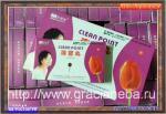 Clean Point..Женские лечебные Фитотампоны Клин поинт