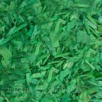 Декоративная щепа (зеленая) 60 л.