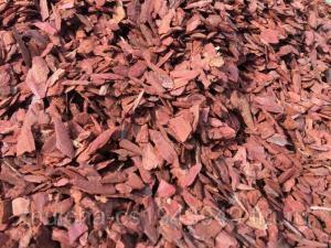 Кора лиственницы отборная (2-5 см), 60 л.