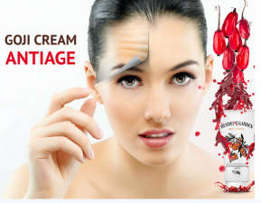 Goji Cream - крем для омоложения с ягодами годжи