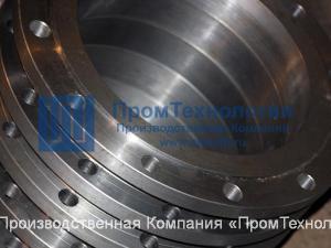 Фланцы воротниковые по ГОСТ Р 54432-2011