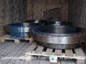 Фланцы сосудов и аппаратов по ГОСТ 28759.4-90