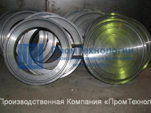 Заглушки поворотные по ГОСТ АТК 26-18-5-93