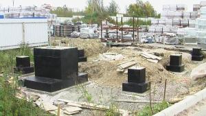 Строительство фундаментов, комплексное строительство.