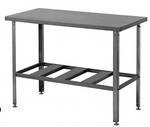 Стол производственный для столовой,кафе. Стол разделочныйдля пищеблока столовой, кафе. Стол производственный 800х600х860. Стол производственный из нержавеющей стали.