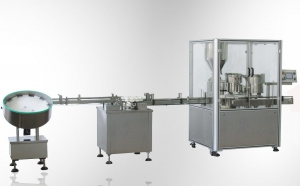 Оборудование розлива - моноблок розлива и укупорки DIPNY-60