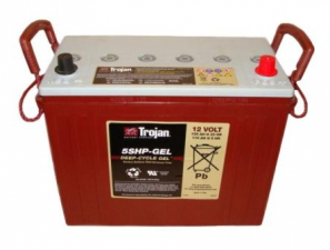 Аккумуляторы тяговые гелевые TROJAN - 5SHPGEL