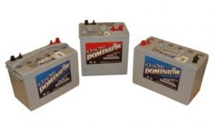 Тяговые свинцово-кислотные аккумуляторные батареи DEKA 6 и 12В.