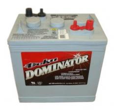 Тяговые аккумуляторы с гелевидным электролитом 6В 155А/ч.