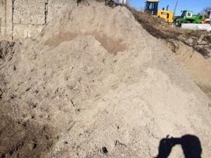 Песок Природный немытый 2 класса с Доставкой от 1т.