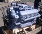 Двигатель ЯМЗ-7511 после капитального ремонта