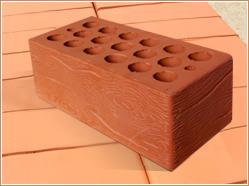 Кирпич керамический «Ясень» пустотелый утолщенный М-150