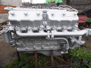 Двигатель ЯМЗ-240БМ после кап.ремонты