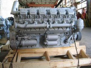 Двигатель ЯМЗ-240БМ2 после кап.ремонты