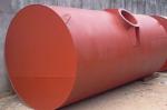 Стальные резервуары для воды, топлива 50 м3