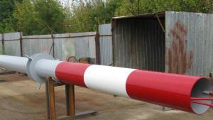 Дымовые трубы стальные