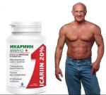 Купить Икариин Амино Плюс - препарат для мужской силы