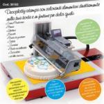 Кондитерский (пищевой) плоттер для украшения тортов - Modecor DecoPlotty