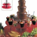 Шоколадный фонтан Martellato, Италия