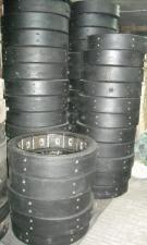 ШПМ -300, -500, -700,-1070, Шинно-пневматическая муфта