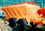 Машина для разбрасывания песка МВУ-5Д