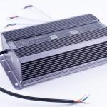 Блок питания для светодиодной ленты 12В, 16,5А, 200Вт, IP67, герметичный в металлическом корпусе