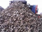 Дробленый бетон, доставка от 1 тонны
