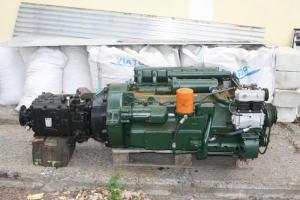 Двигатель RABA D-2156HM6U, RABA D-2356, RABA D-10