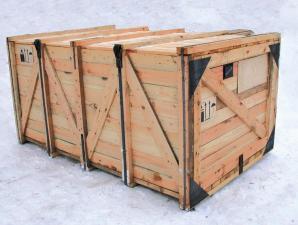 Транспортировочный ящик для сборочного стола длиной до 3000 мм