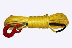 Трос готовый с крюком Ø6мм x 15м HY-PRO (China)