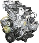 Двигатель УМЗ-4216 поликлин. ремень Евро 3 для автомобилей ГАЗ-3302